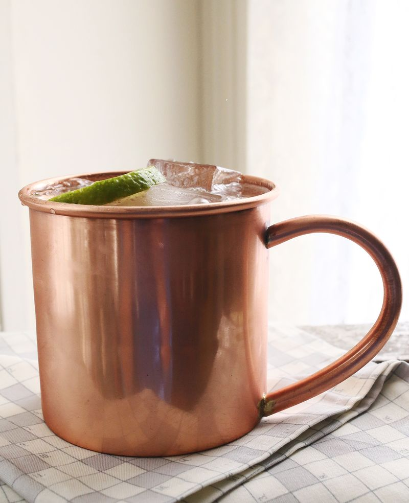 Moscow Mule Love Story - A Beautiful Mess