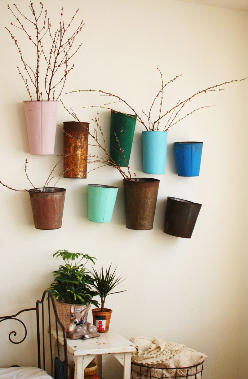 30 renter friendly diy ideas a beautiful mess for Decorative things home