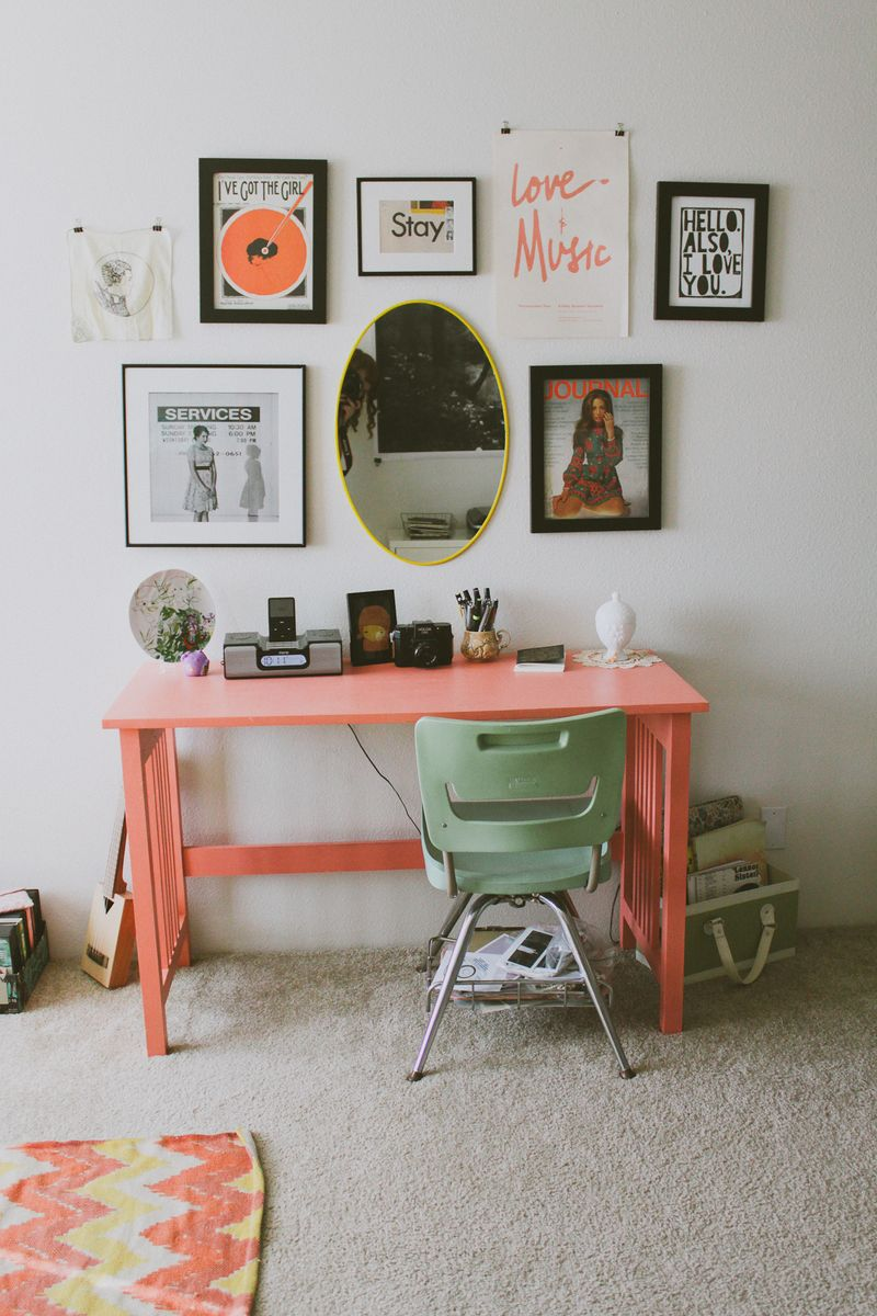 RenterFriendly DIY Ideas  A Beautiful Mess - Diy apartment decor ideas