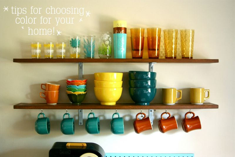 30 renter friendly diy ideas a beautiful mess - Easy ways of adding color to your home without overspending ...