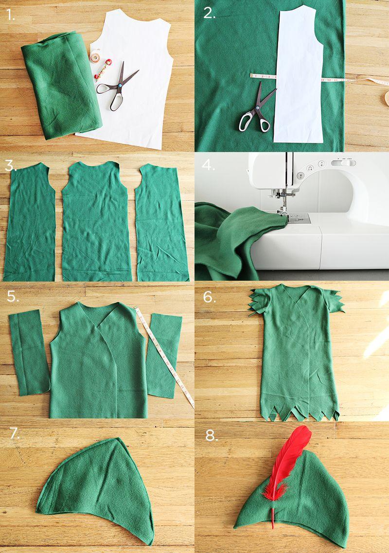 Peter Pan Diy Crafts