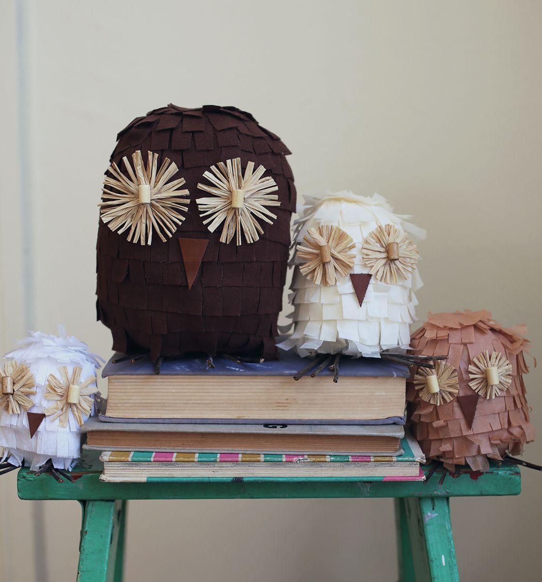 Autumn Owl Decorations A Beautiful Mess
