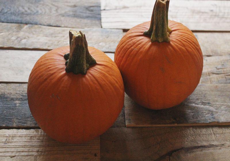 Pumpkin butter scratch