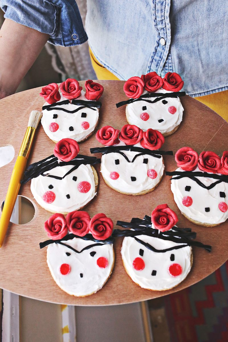 Tips for decorating sugar cookies