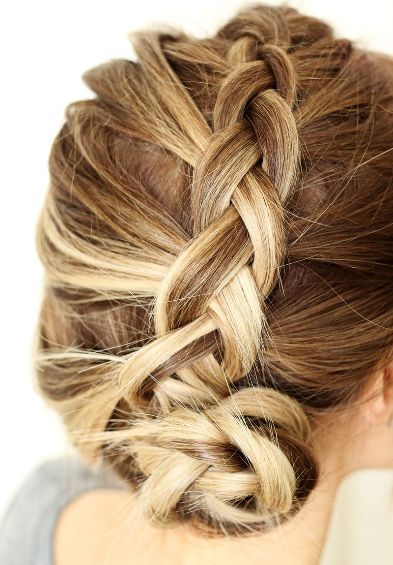 Surprising How To Style A Simple Dutch Braid A Beautiful Mess Hairstyle Inspiration Daily Dogsangcom