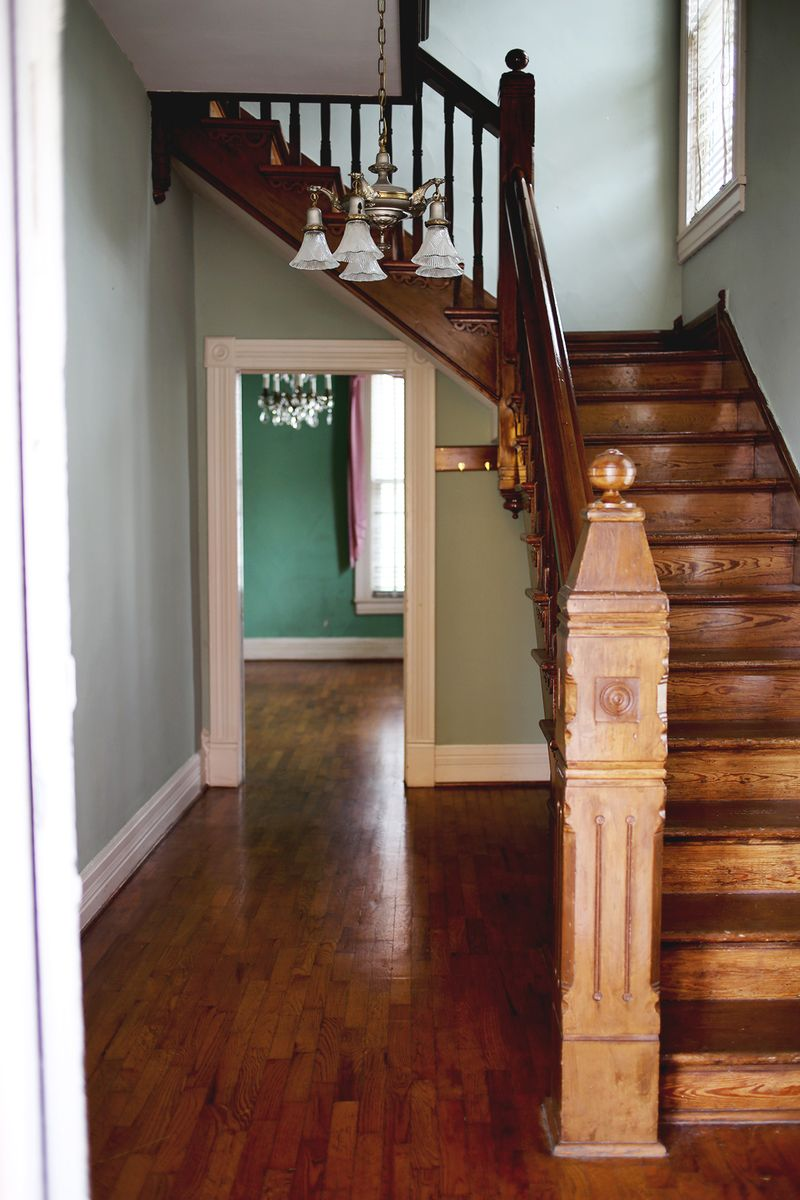 Bright Foyer Colors : Abm studio the entryway before a beautiful mess