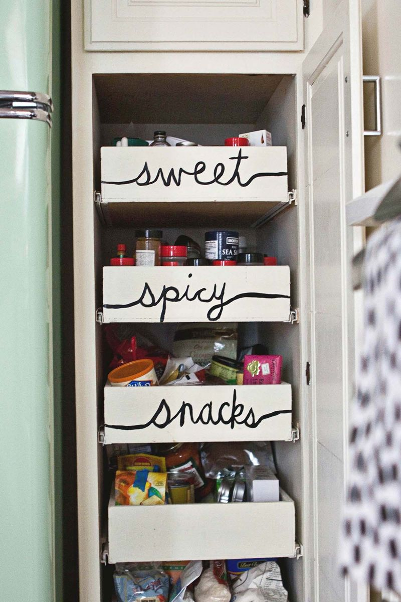 Love this fun organization idea!