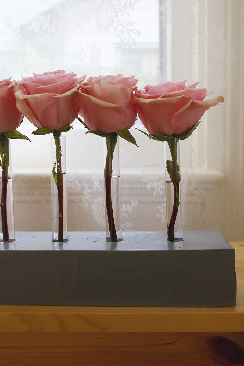 Make Your Own Bud Vases A Beautiful Mess