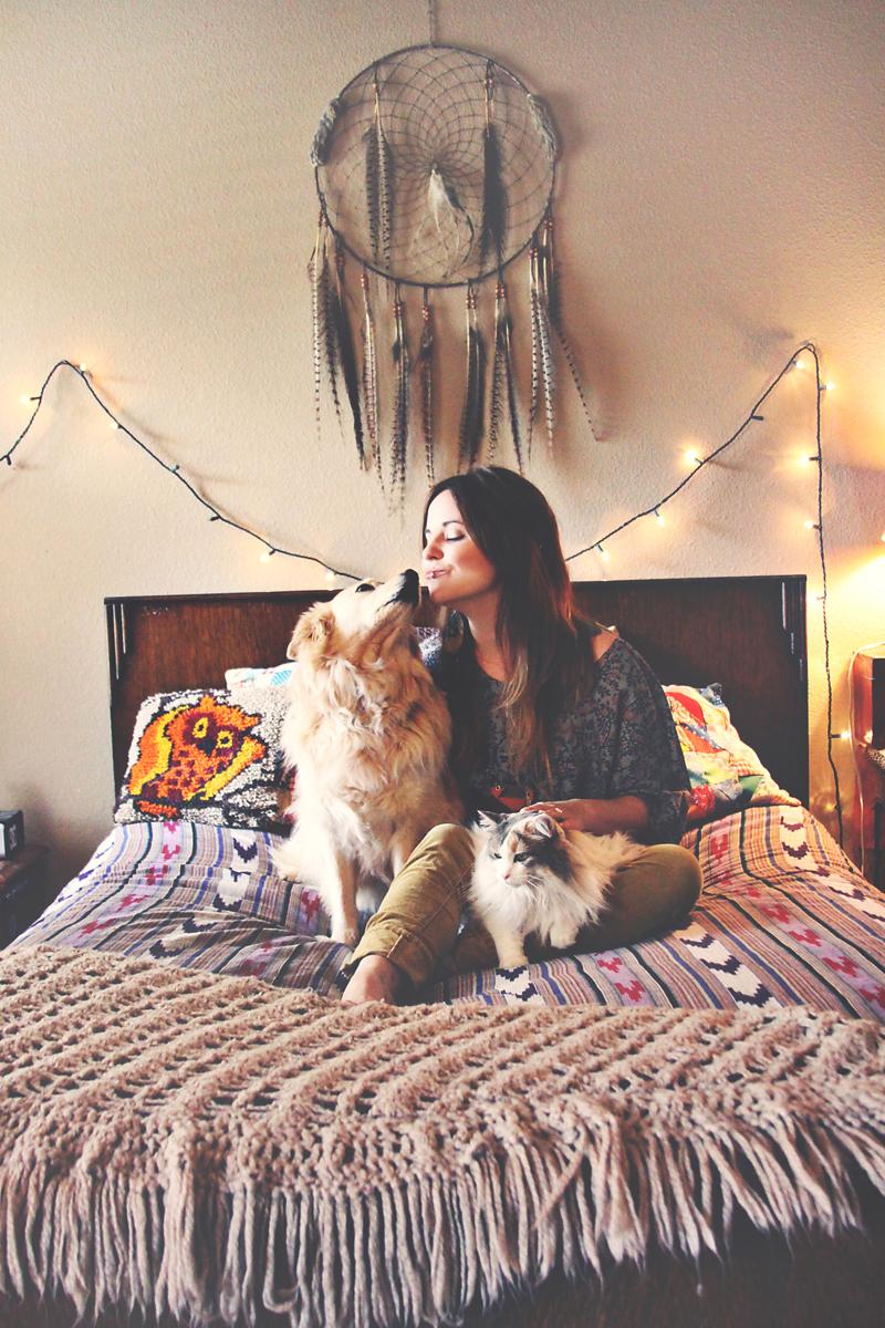 At Home With Laura Mazurek