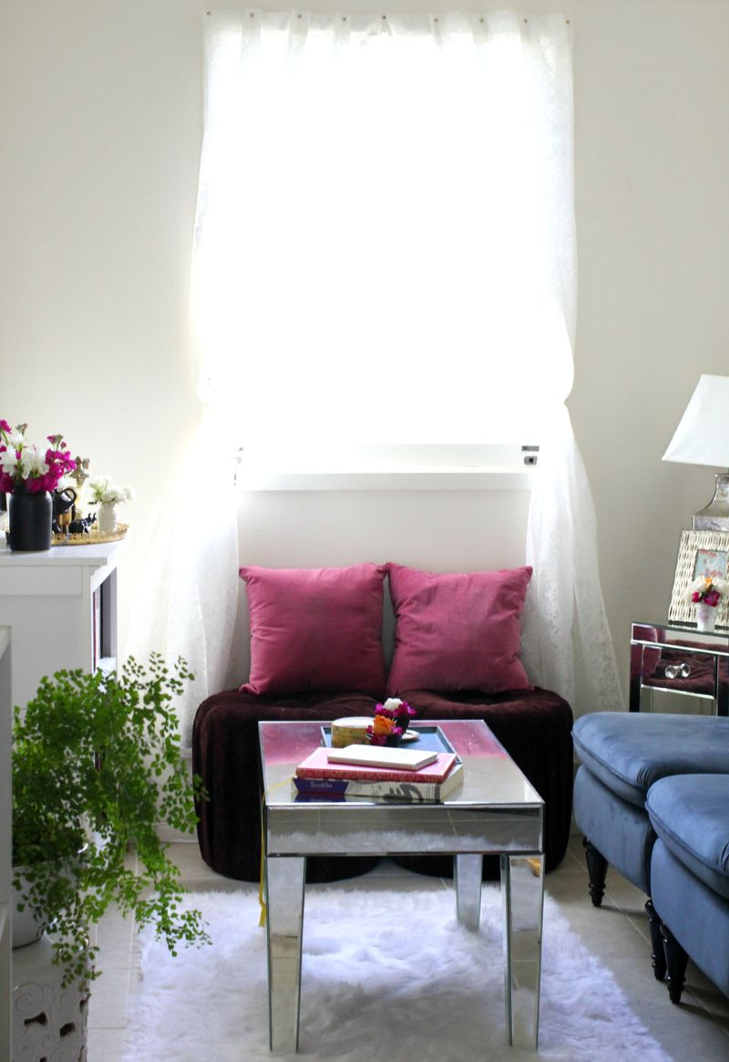 Such a pretty living space