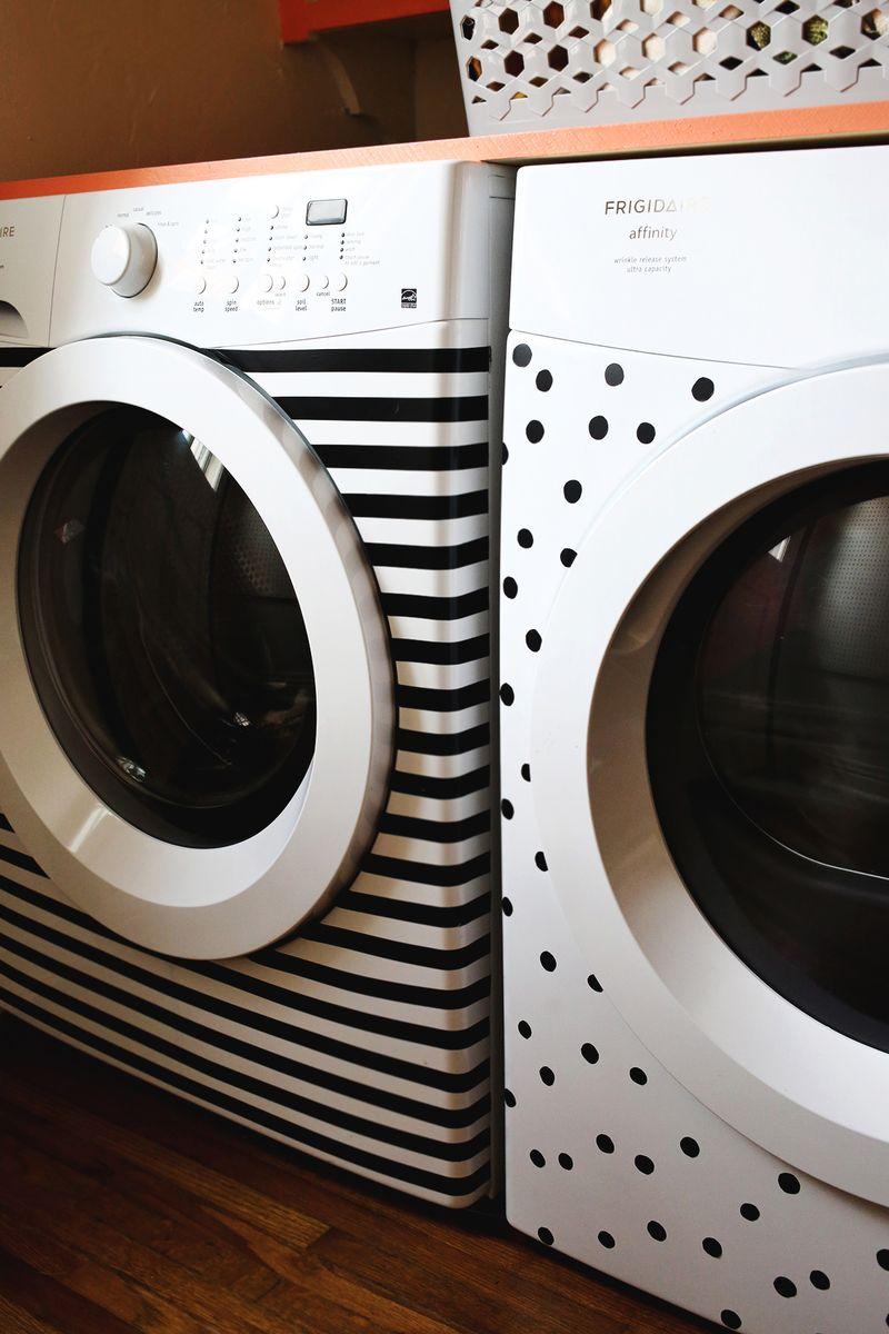 Laundry Machine Makeover