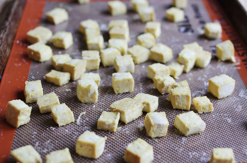 How to make perfect baked tofu