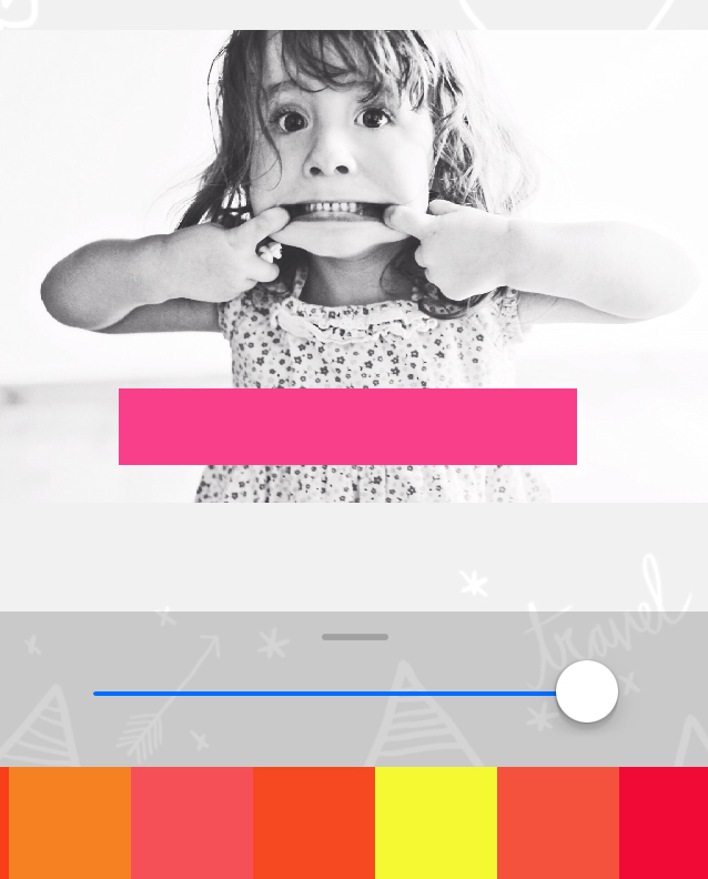 #ABeautifulMess App now with more colors!