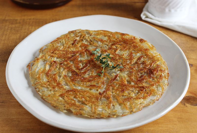 Tips for making hashbrowns