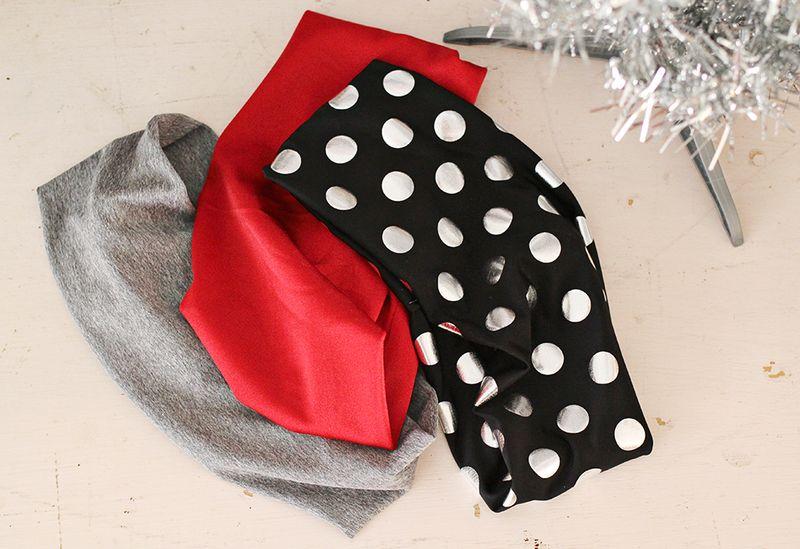 Fun gift idea- fancy headbands! My friends would love these