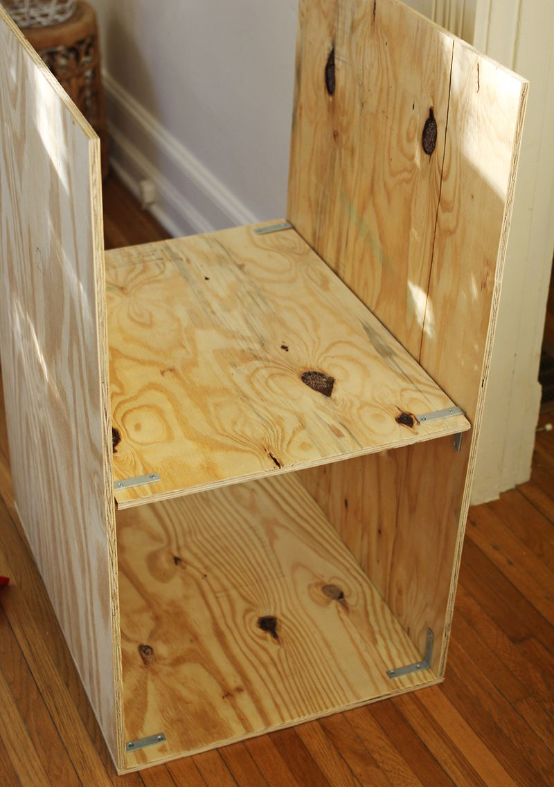 Diy Laundry Room Shelf A Beautiful Mess