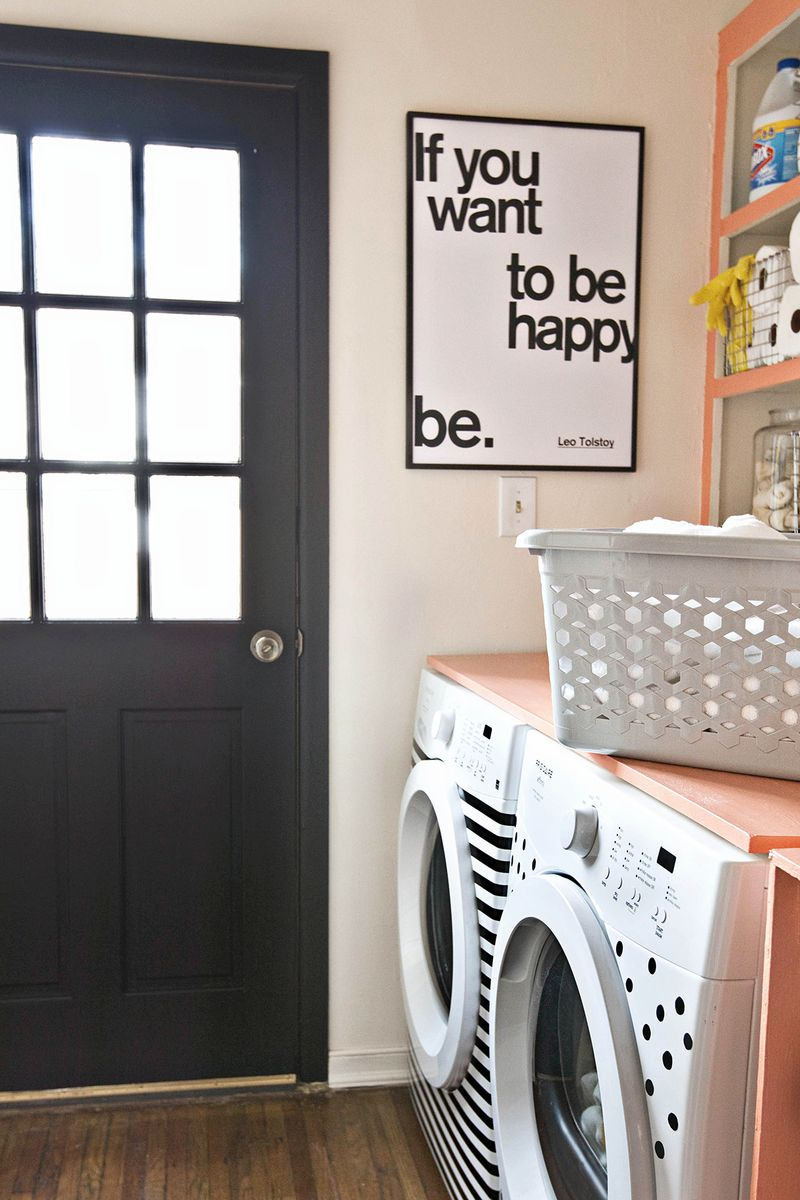 Elsieu0027s Laundry Room Tour Elsieu0027s Laundry Room