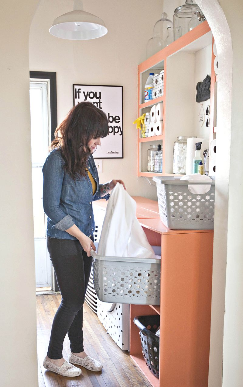 Elsie's Laundry Room Tour