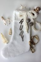 Try This: Personalize a Stocking! - A Beautiful Mess