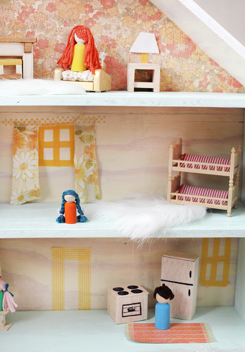 Adorable Dollhouse DIY