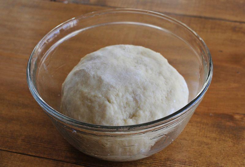 Perfect cinnamon roll dough