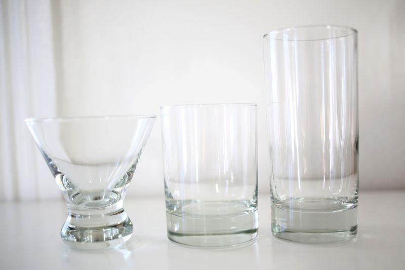 Basic Glassware