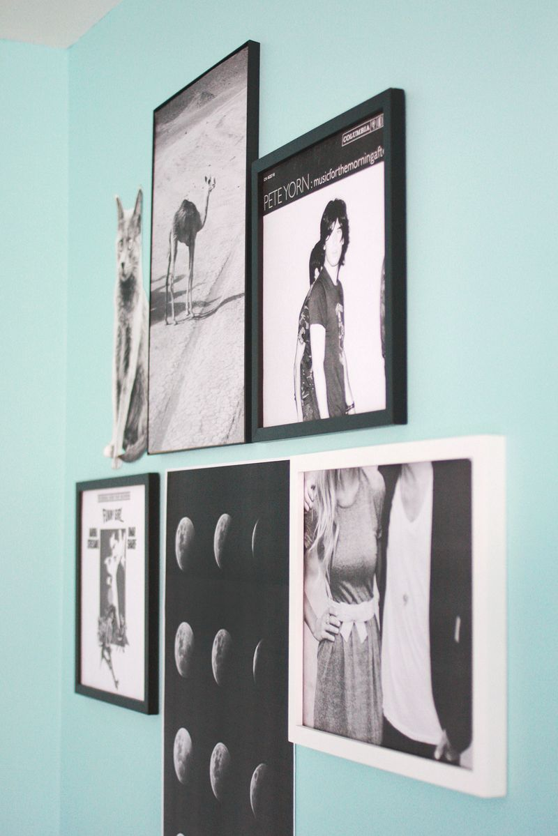 3 Ways to Display Your Photos abeautifulmess.com