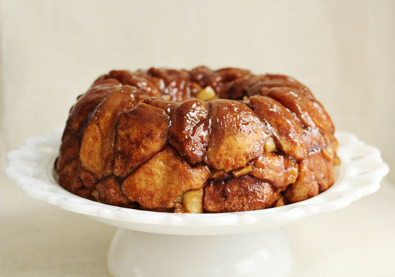 Apple dumpling monkey bread