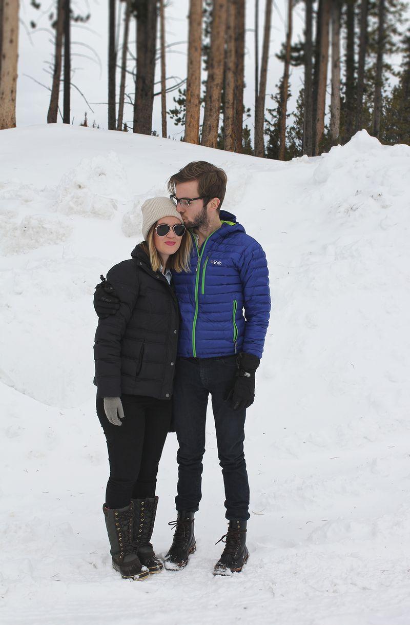 Emma + Trey CO trip