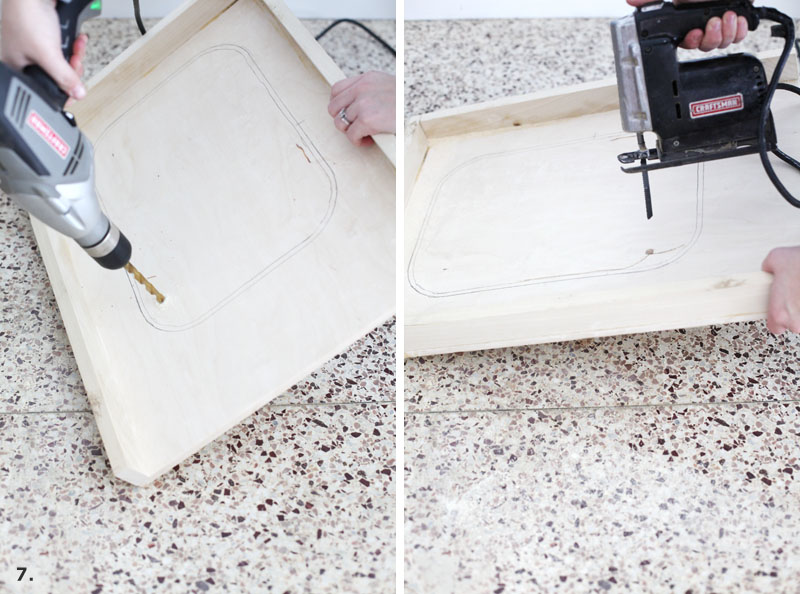 ihow to convert a cabinet into a pullout trash bin get that trash
