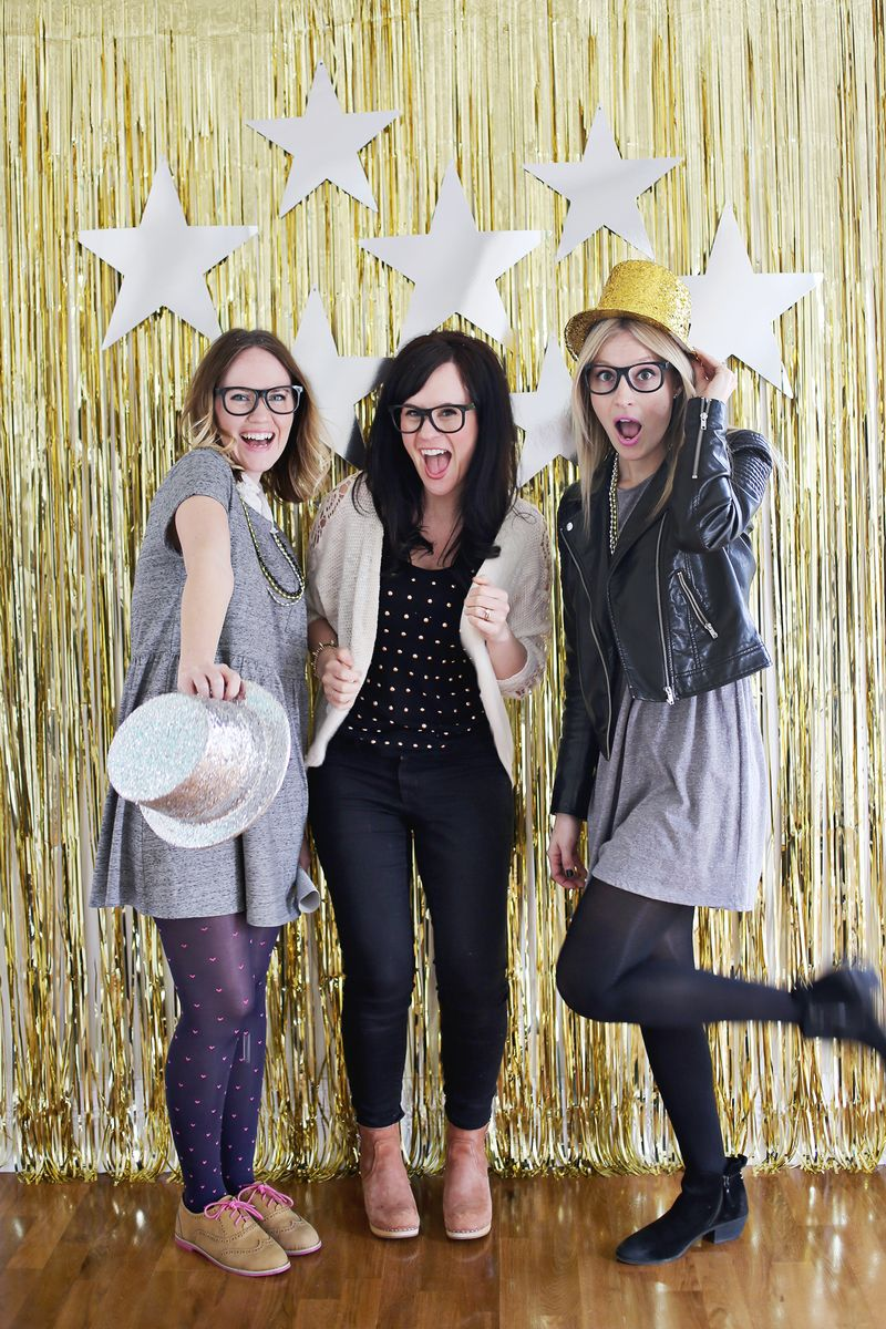 Make Your Own Home Photo Booth A Beautiful Mess
