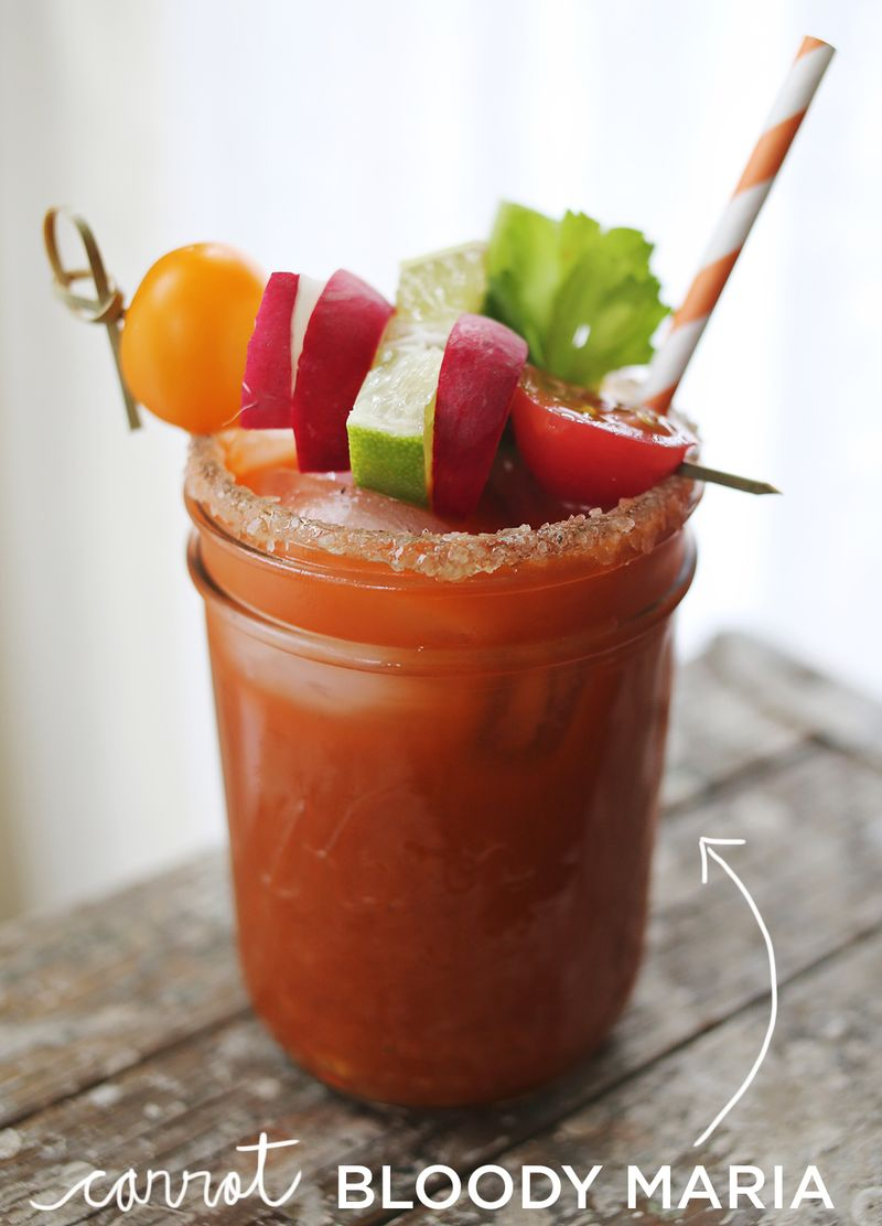 ... Bloody Maria? Fun, right? Check out this carrot Bloody Maria