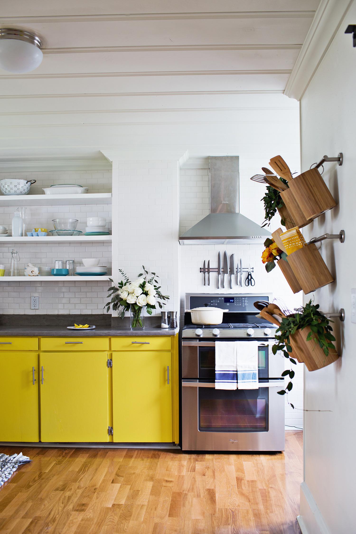 Kitchen Tour (via A Beautiful Mess)