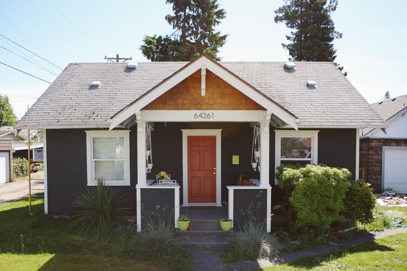 Elizabeth Morrow's adorable home