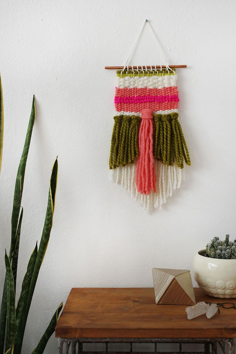 Simple Weaving Tutorial