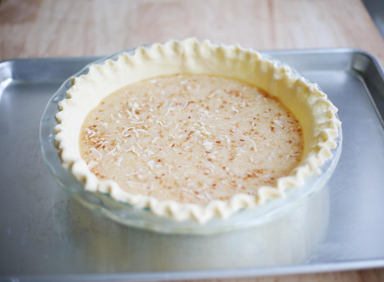 Best chess pie recipe