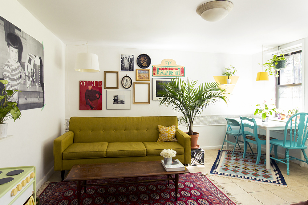 Love this sweet apartment