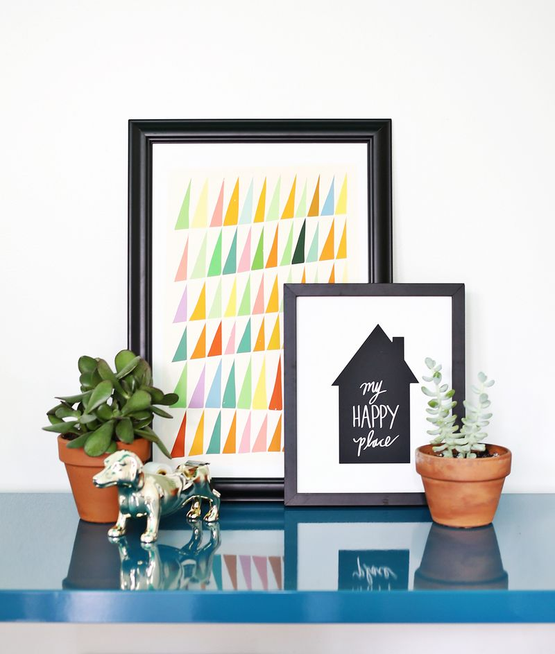 Get these free downloadable prints when you pre-order A Beautiful Mess Happy Handmade Home