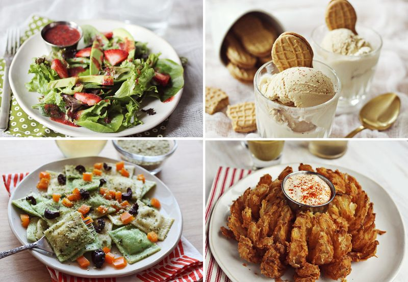 Food photography from 2013