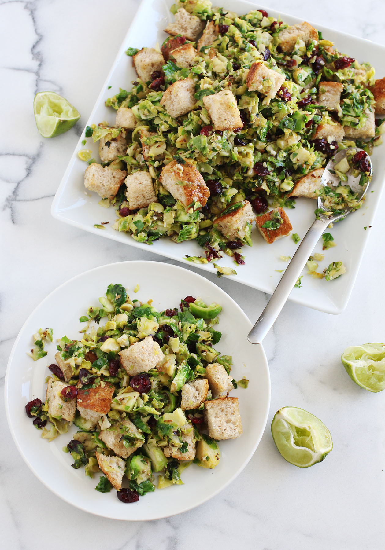 Best brussels sprout salad