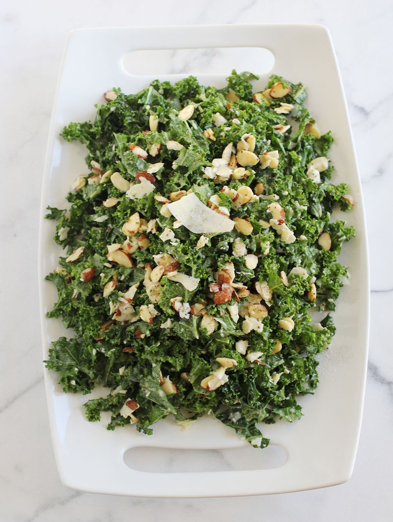 My favorite kale salad