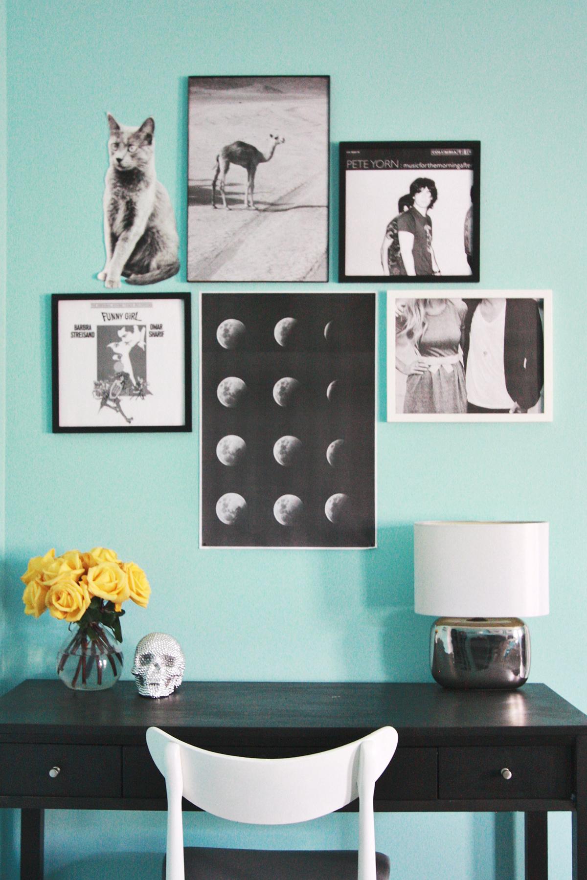 3 Ways to Display Your Photos abeautifulmess.com