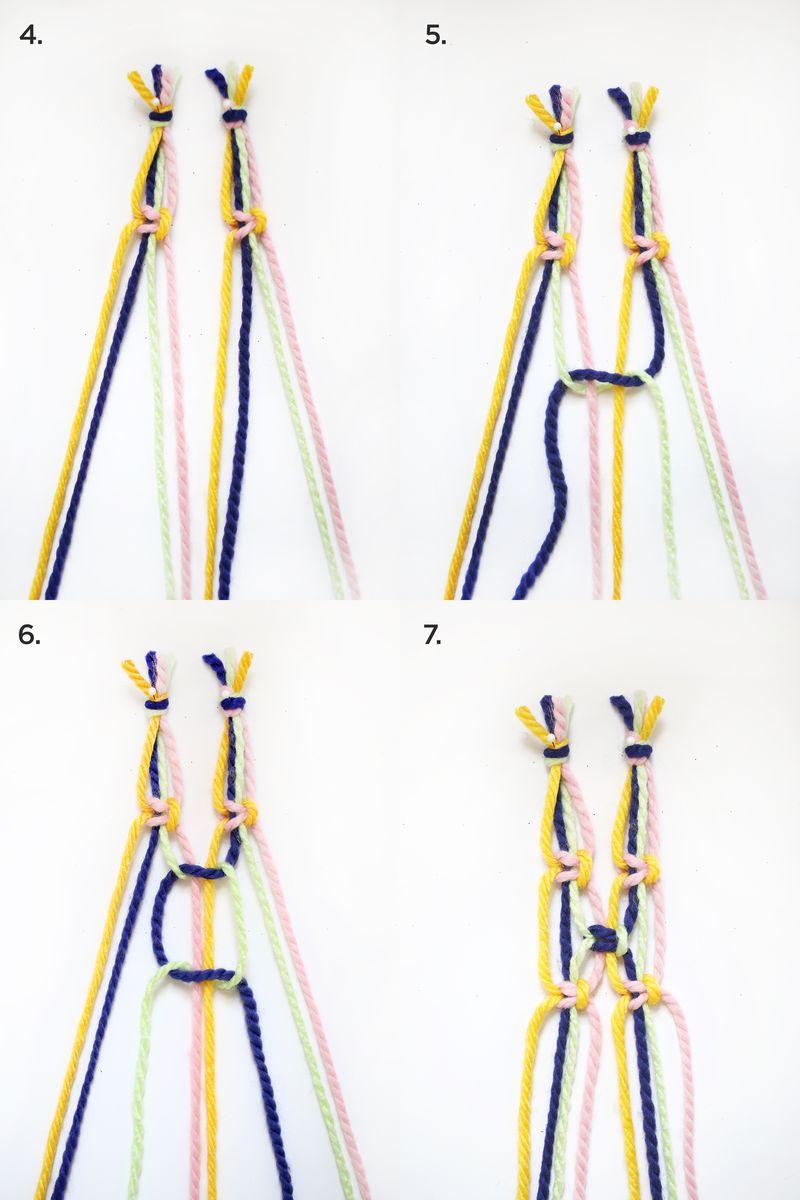 カーテンの結び方2