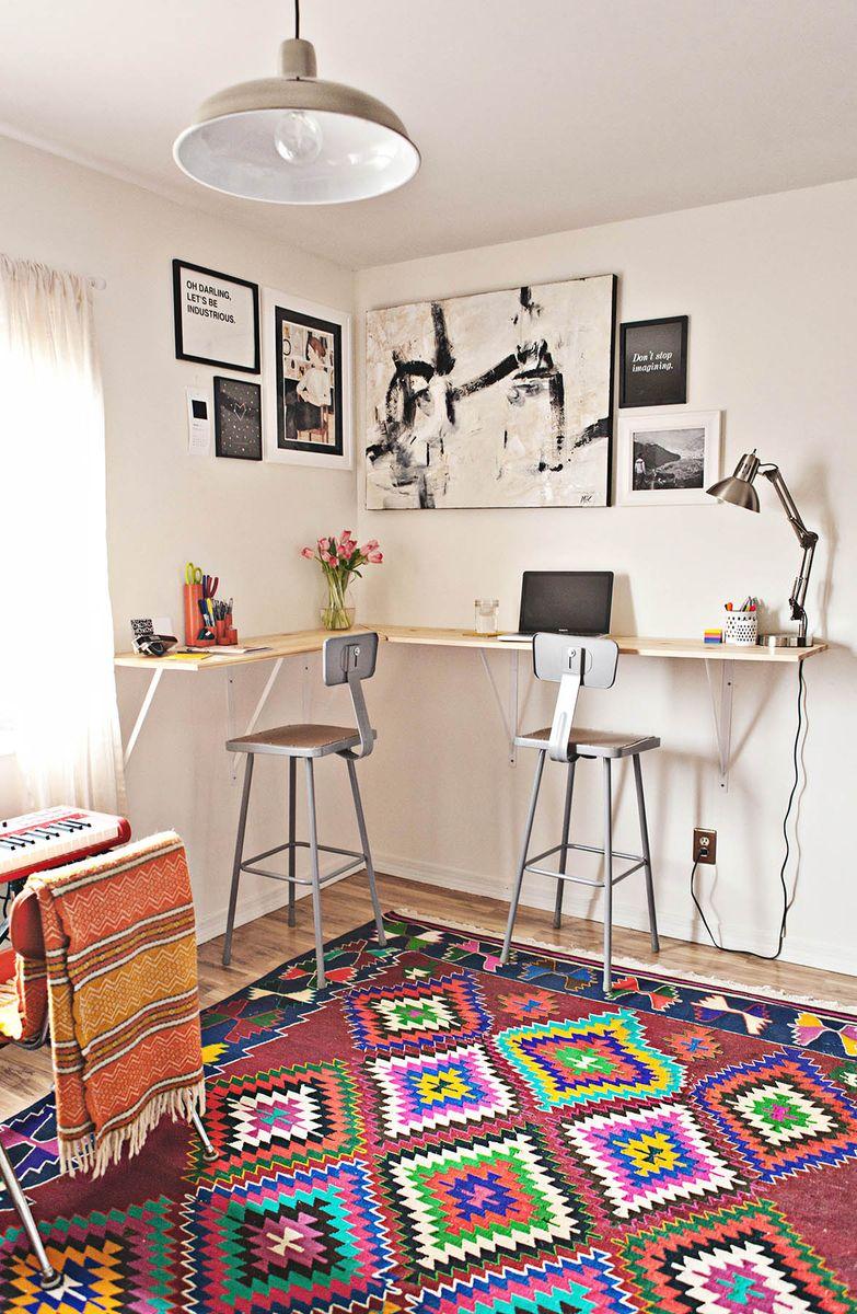 building a standing desk a beautiful mess abm office desk diy