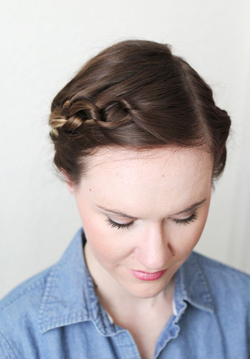 Chain Braid Tutorial (click through for steps)