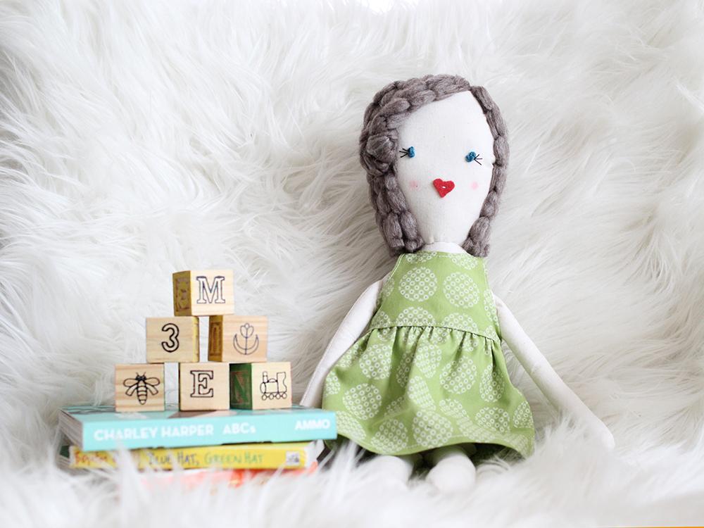 DIY Traditional Rag Doll