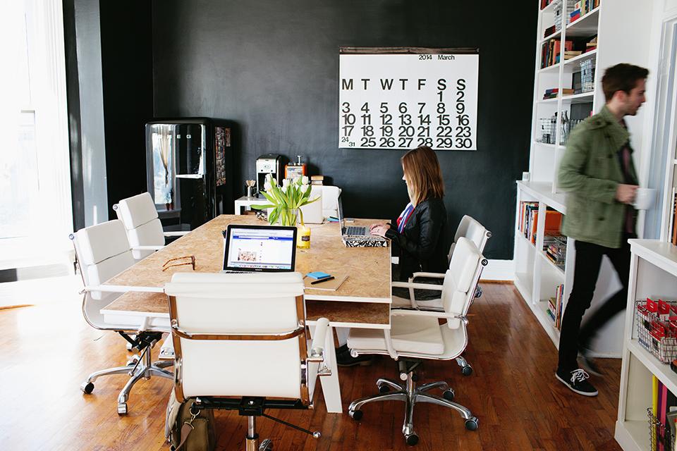 ABM office desk (DIY)
