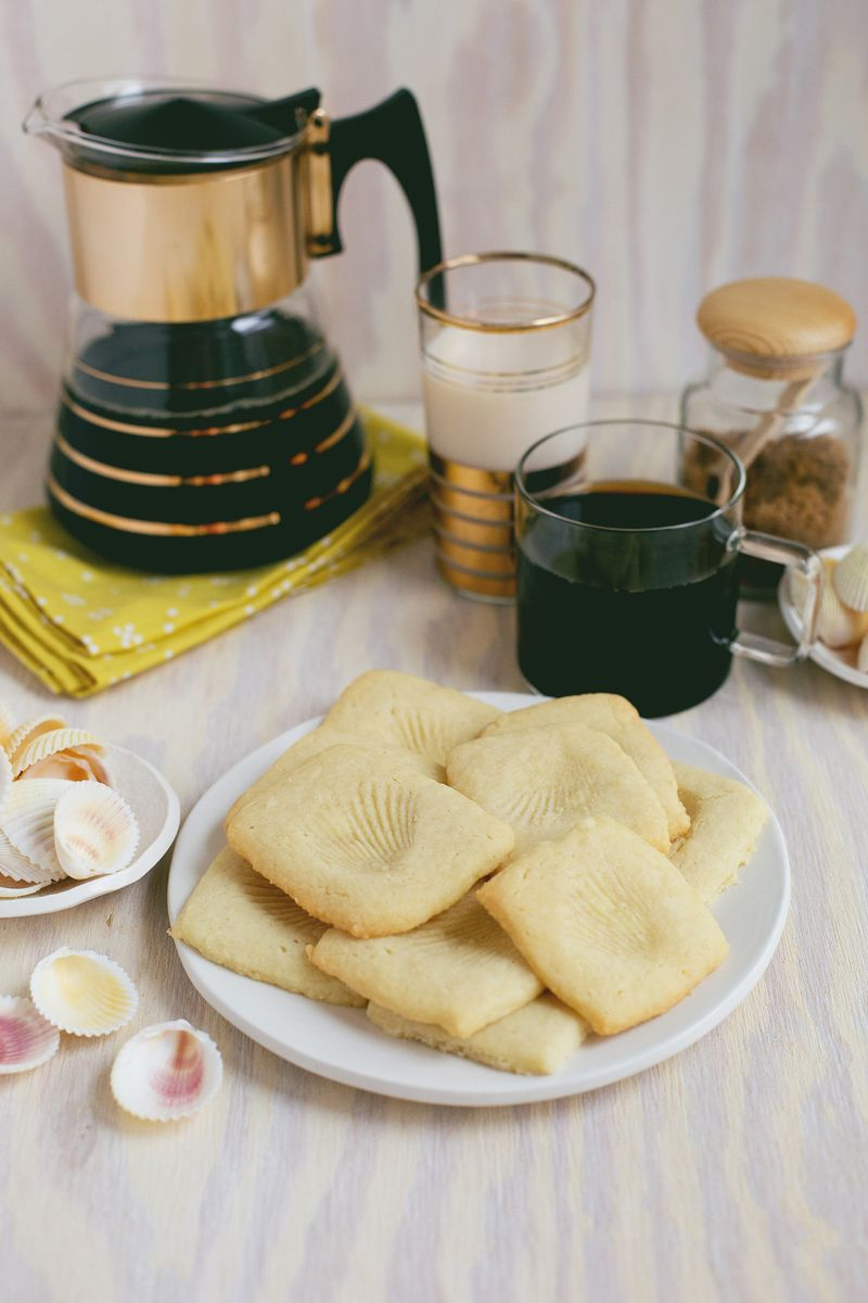 My favorite butter cookies! (click through for recipe)