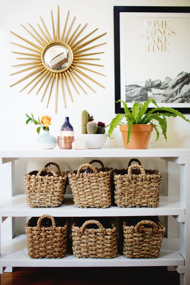 3 tips for styling an entryway