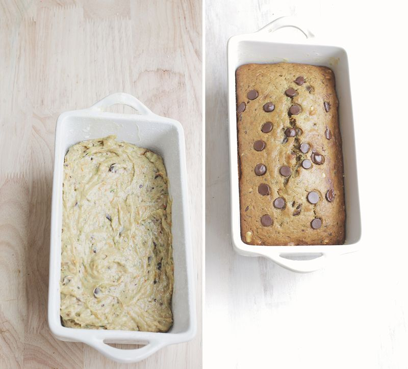 Perfect quick bread (click through for recipe)